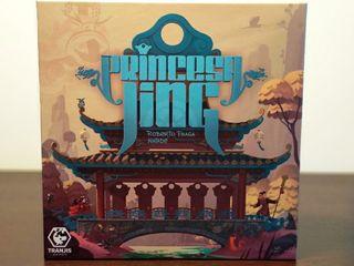 Princesa Jing - Juego de Mesa