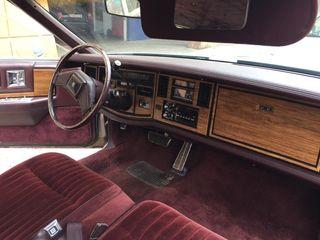 Cadillac dorado 92