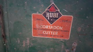 Cortador azulejos Rubí TS60