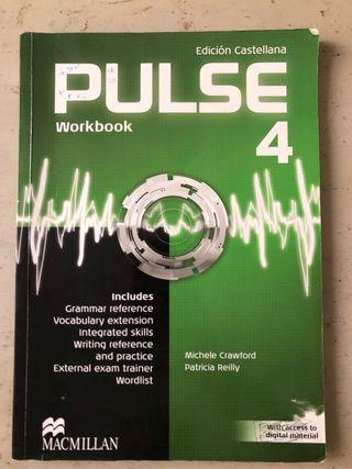 libro inglés pulse 4