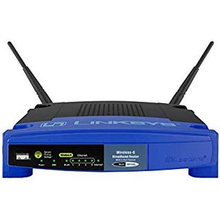LINKSYS Wrt54gl wireless access point nuevo a estr