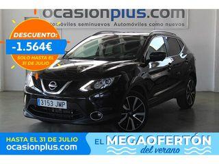 Nissan Qashqai 1.6dCi TEKNA 4x2 XTRONIC Piel 96kW (130CV)
