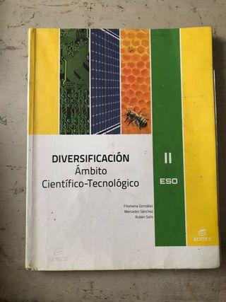 libro 2 de la eso diversificación