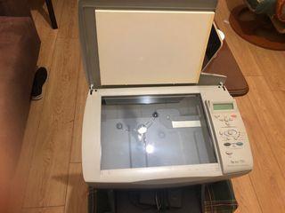 Impresora multifuncional hp psc 750