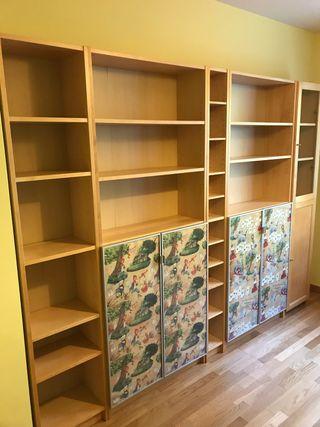 Estantería,librería,vitrina Ikea Billy