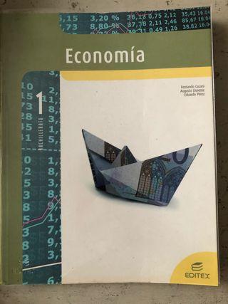 libro de economia 1 de bachillerato