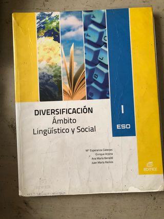 libro diversificación 1 de la eso