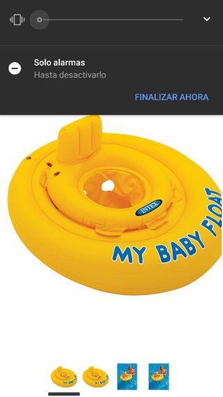 flotador para bebe