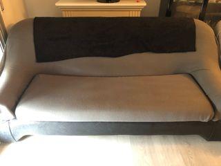 Sofa + butacas