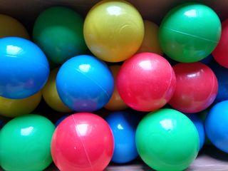 juego de bolas niños