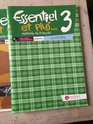 libro francés 3 eso