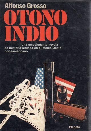 LIBRO OTOÑO INDIO DE ALFONSO GROSSO
