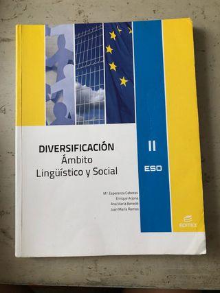 libro diversificación 2 de la eso