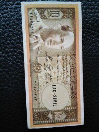 Colección 162 billetes Fac-simil
