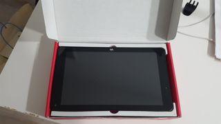 Tablet Woxter QX99 rosa. Nueva