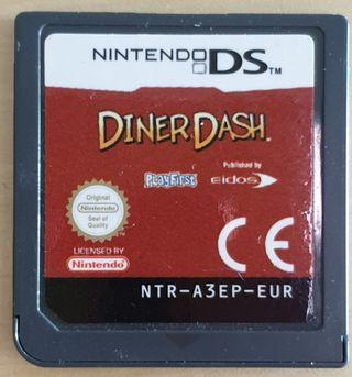 Videojuego Diner Dash para nintendo DS