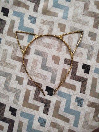 Diadema gatito