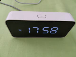 Xiaomi AI despertador inteligente