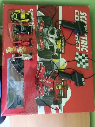 Scalextric Compact 1:43