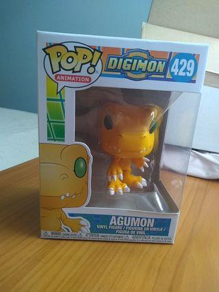 FUNKO POP: DIGIMON AGUMON