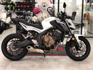 2d1f8af0d00 Motos Moto Honda CB 650 de segunda mano en WALLAPOP