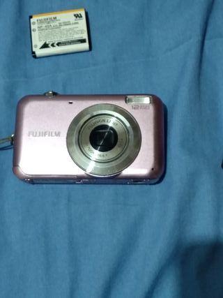 Cámara Fujifilm completa