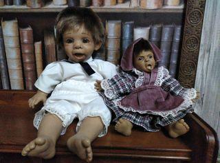 Muñecos gestitos