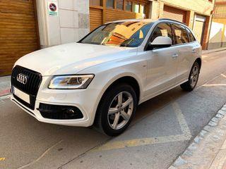 Audi Q5 2.0 TFSI QUATTRO S-LINE NACIONAL*U.PROPIET