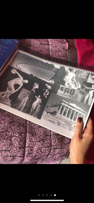 Libro historia del arte 2 bachiller