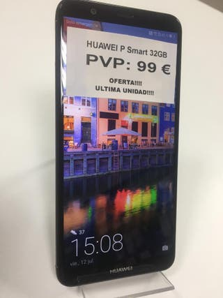 Huawei P Smart 32Gb Reacondicionado