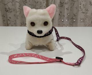 Perro de juguete pequeño