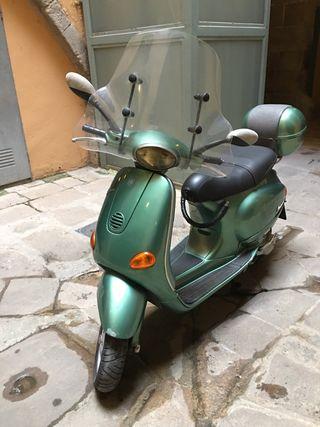 Vespa Et4 125cc Automática