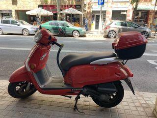 Ciclomotor Kymco Like 50cc moto