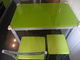 Mesa de Cocina de segunda mano en Zaragoza en WALLAPOP