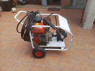 máquina alta presión hidrolimpiadora profesinal
