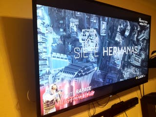 0599d970f243 Televisor Sony 4k de segunda mano en Barcelona en WALLAPOP