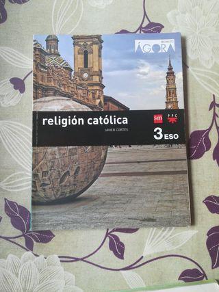 libro de texto de 3 ESO