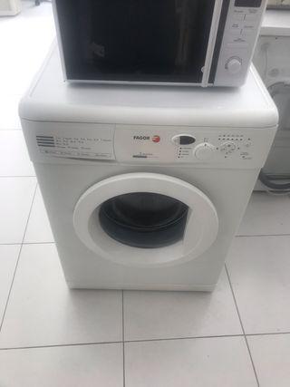 Lavadora Fagor innova 6 k 1200 rpm AA clase