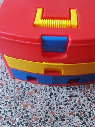 caja para wardar cosas infantiles