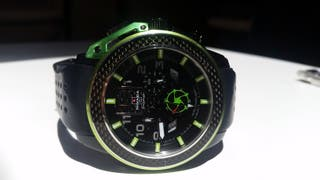 Reloj de Pulsera Nivada verde