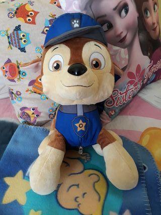 muñeco Chase grande patrulla canina
