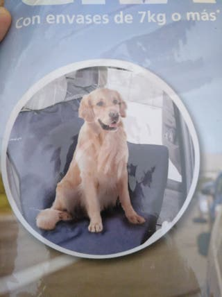 Cubreasiento coche perros
