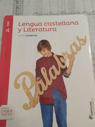 Llibre castellà 4t ESO
