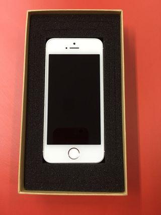 IPhone 5s. 1 año de garantía