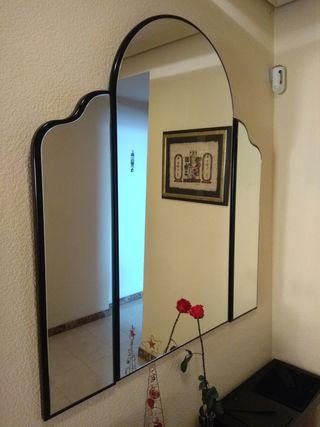 Espejo de entrada, recibidor