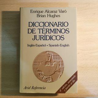 Diccionario de Términos Jurídicos (Inglés-Español)