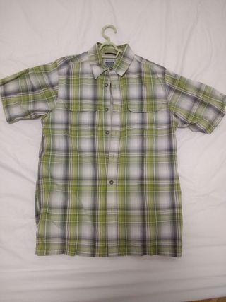 camisa Columbia Titanium