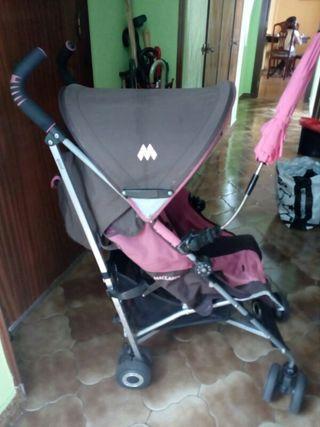 carrito de bebe (maclaren)