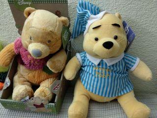 peluche nuevo Winnie the Pooh