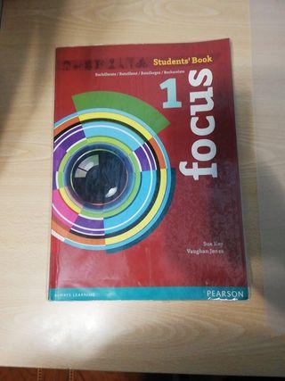 libros de inglés 1° bachillerato